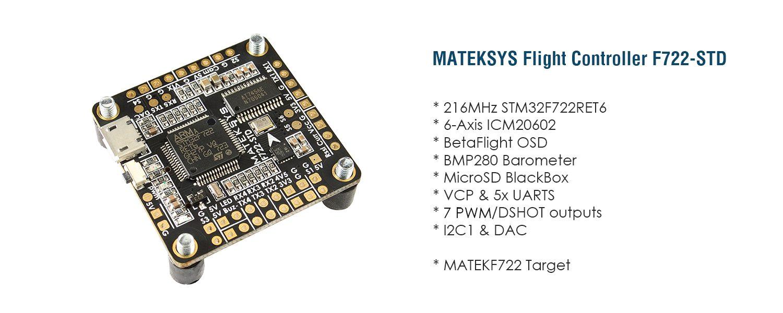 Matek F722-STD
